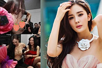 Chinese actress Yang Mi was pulled...