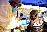 WHO reaffirms no Ebola infection from...