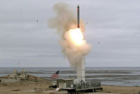 US tests a new missile