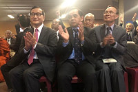 Former CNRP launches campaign abroad...