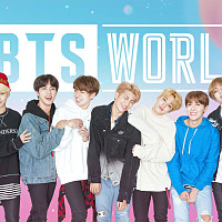 BTS topped the list for the most...