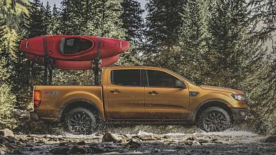 2019 Ford Ranger recalled for imprope...