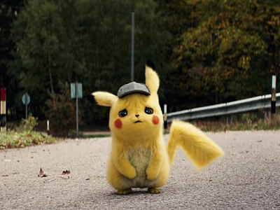 Detective Pikachu's Opening Was Super...
