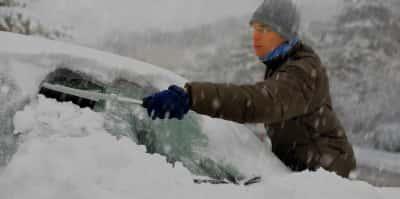 Vinter tilbehoer bil
