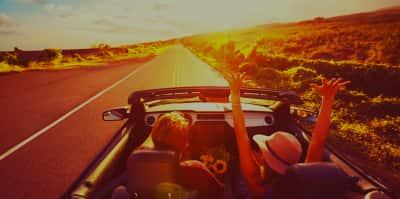 Bil sommer varmt