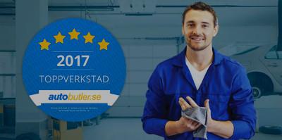 Sveriges baesta verkstad 2017