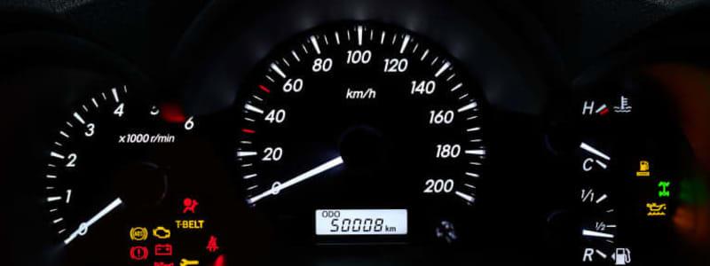 Was Die Warnleuchten Und Kontrollleuchten Im Auto Bedeuten
