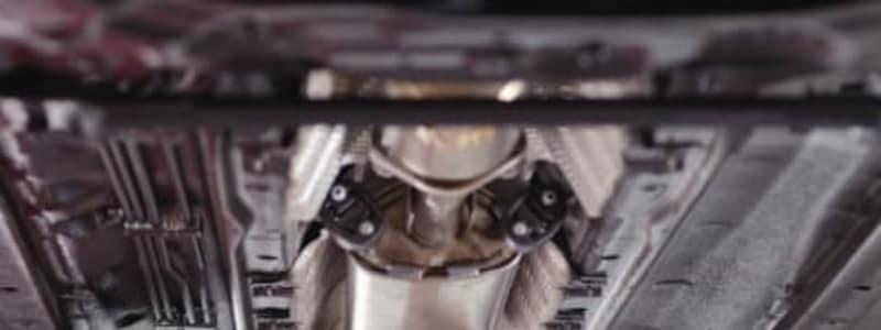 Dieselpartikelfilter - wechseln