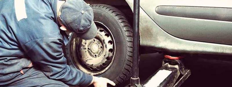 Erfahren Sie, was der Unterschied zwischen einem Reifen- und einem Radwechsel ist