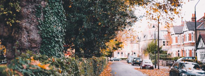 Die rutschigen Straßen im Herbst können gefährlich sein, deshalb sollte man sein Auto gut vorbereiten.