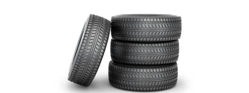 Reifentypen und -Größen