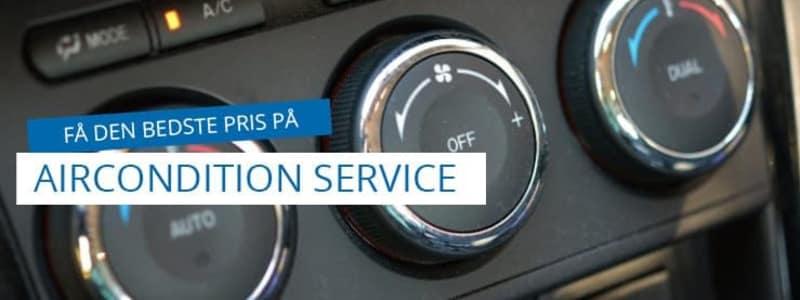 Få dit airconditionanlæg serviceret til en god pris