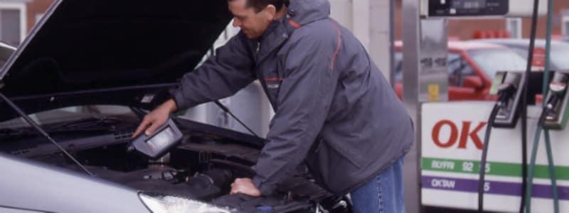Din motor har brug for ny olie jævnligt