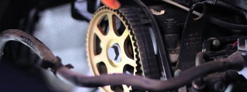 Fiat - få skiftet tandremmen, inden den bliver for slidt