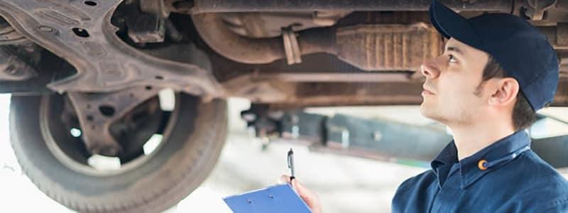 Undervognsbehandling af Suzuki