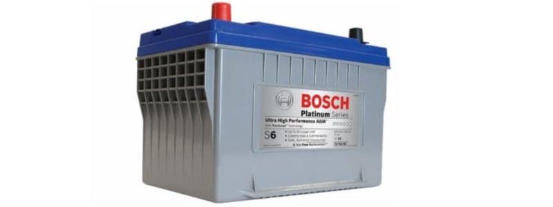 Bosch batteri til biler