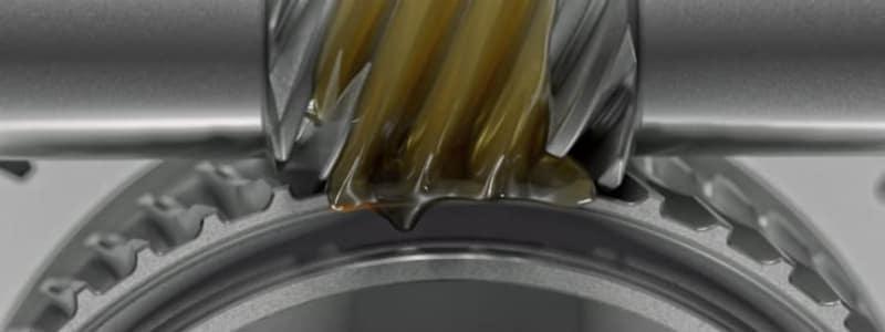 Olie til bilens motor