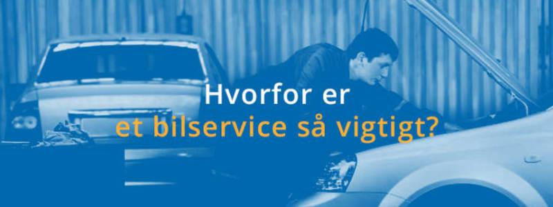Det her skal du vide om serviceeftersyn