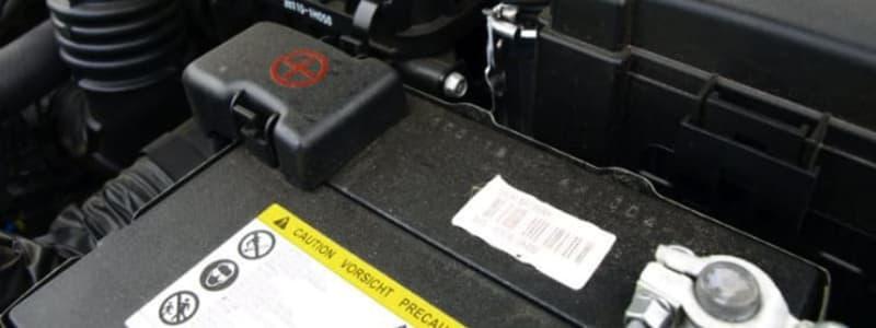 Bilbatteriet skal gerne tjekkes løbende