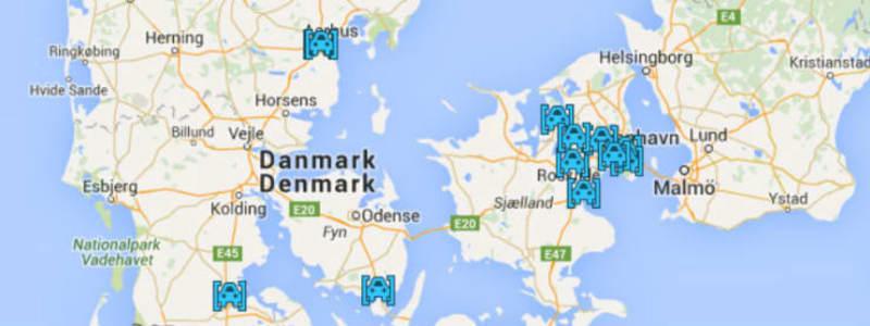 Her finder du gør-det-selv-værksteder i Danmark