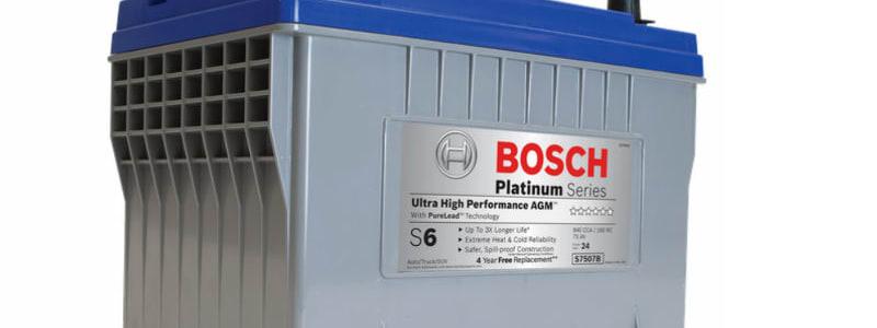 Batterie Bosch