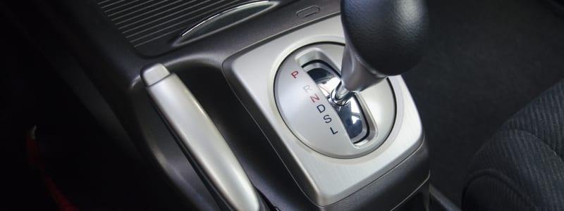 Boîte de vitesse automatique design