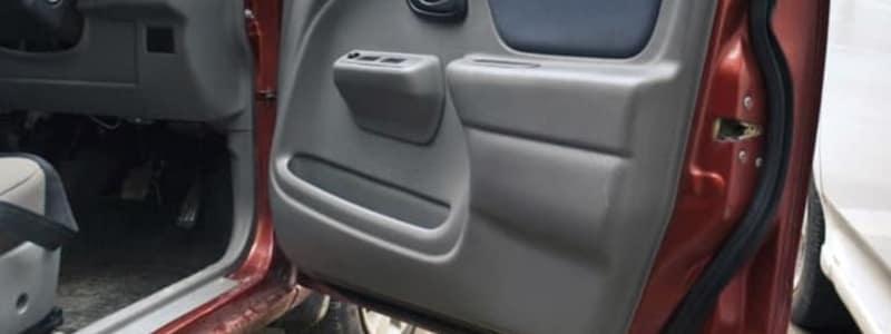 comment réparer les joints d'étanchéité de vos portes de voiture