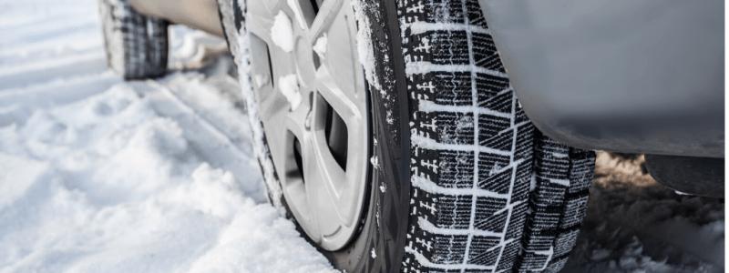 Rainues de pneus hiver