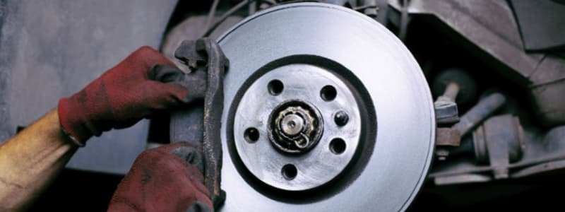 Brake replacement Citroën