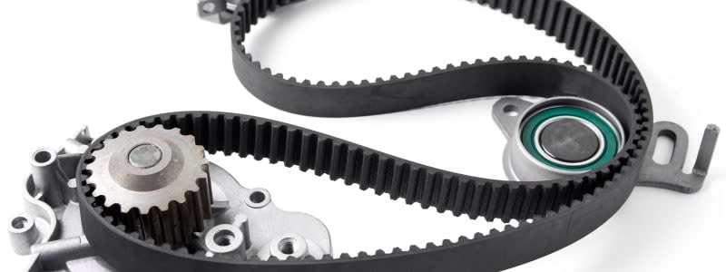 A new timing belt for your Renault