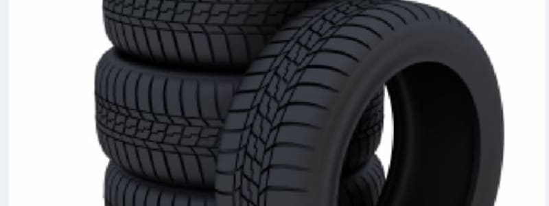 What types of tyres do you need for your car?