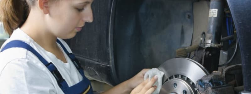 Learn what happens, when your car's brake discs are replaced