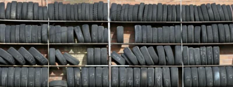 Watch out, if you buy used tyres
