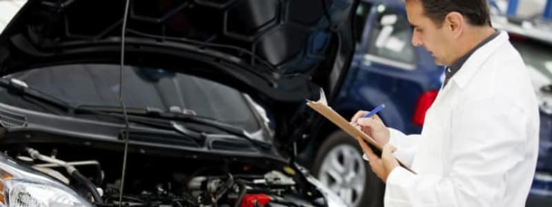 Which things are included when you get your car serviced?