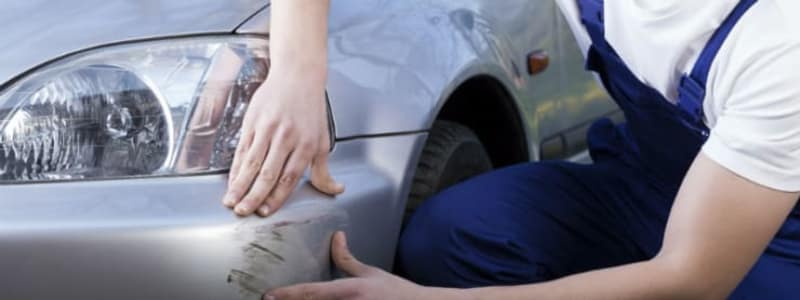 How to fix scratches and dents on your car