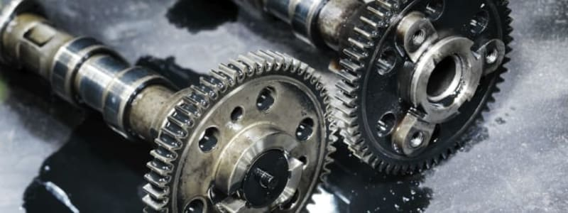 Learn what a camshaft is