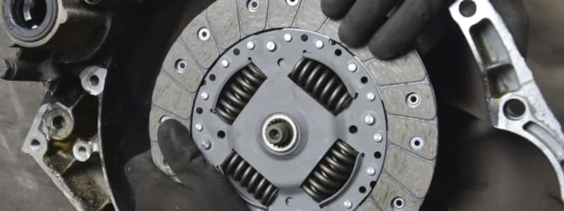 VW clutch repair or replacement