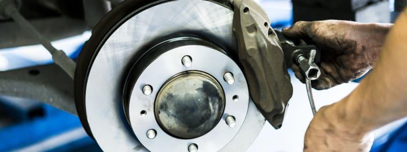 Mercedes-Benz Brakes Price Estimate