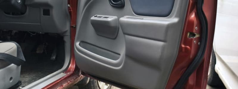 What to Do if Your Car Door Seals Start to Break or Come Off