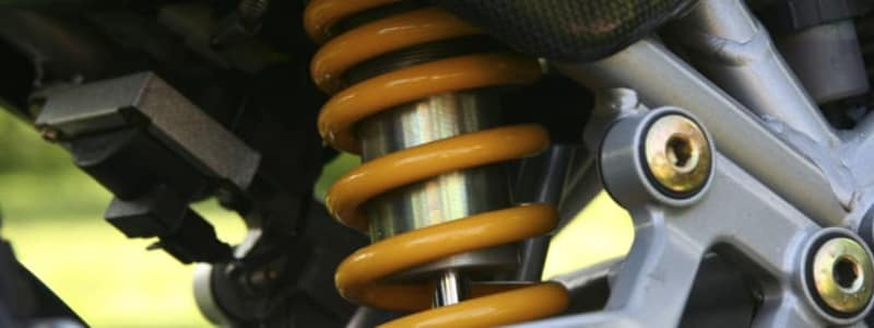 Learn more about shock absorbers