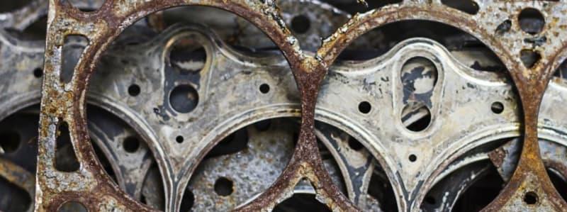 Zylinderkopfdichtung - überprüfen und reparieren
