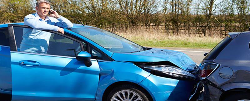 Skadet eller totalskadet bil - erstatningskrav