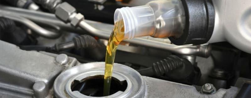 Skift olie på din Toyota