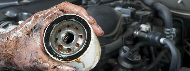 Volkswagen priser för oljebyte