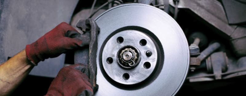 Brake replacement Toyota