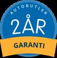 2 års garanti på din bilreparation