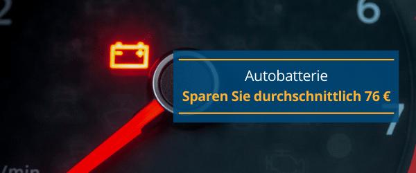 Autobatterie wechseln Autobutler
