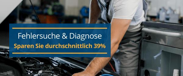 Auto Fehlersuche und Diagnose