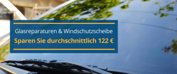 Glasreparatur Windschutzscheibe wechseln Autobutler