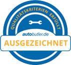 Autobutler.de - Qualitätskriterien unserer Werkstätten